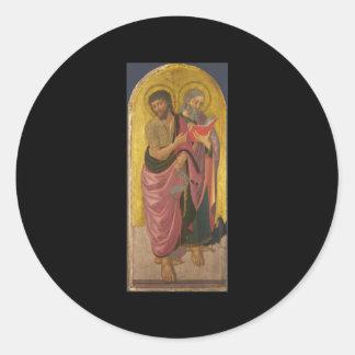 Saint John the Baptist Sticker
