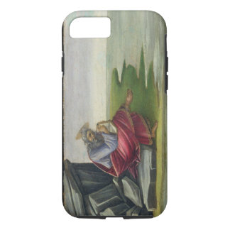Saint John the Divine on Patmos, Writing the Book iPhone 7 Case
