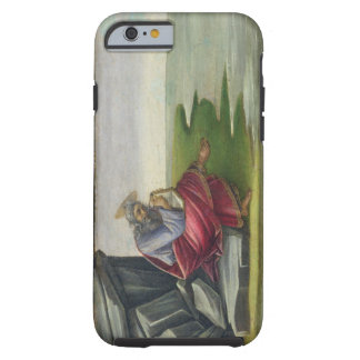 Saint John the Divine on Patmos, Writing the Book Tough iPhone 6 Case