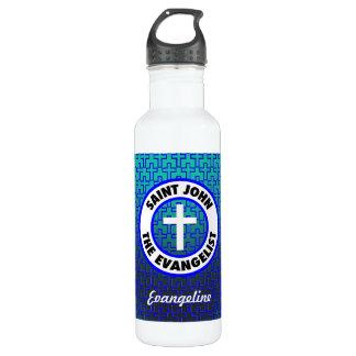 Saint John the Evangelist Water Bottle