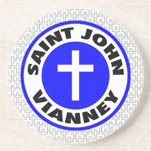 Saint John Vianney Drink Coasters