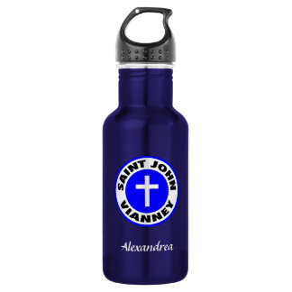 Saint John Vianney Water Bottle