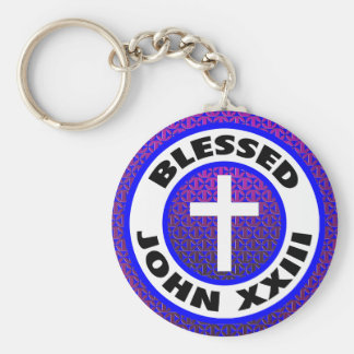 Saint John XXIII Keychain