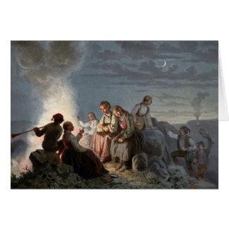 Saint John's Evening Card
