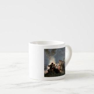 Saint John's Evening Espresso Cup