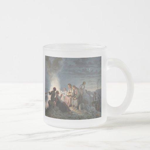 Saint John's Evening Mugs