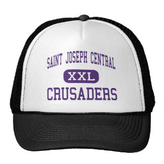 Saint Joseph Central - Crusaders - Pittsfield Trucker Hat