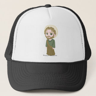 Saint Joseph Cute Catholic Trucker Hat