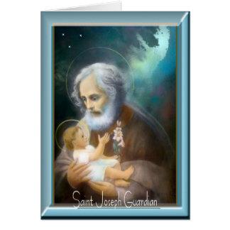 Saint Joseph Feast Day Greeting Card