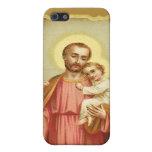 Saint Joseph iPhone 4/4S Case