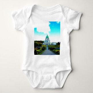 Saint Joseph Montreal chauch Baby Bodysuit