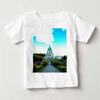 Saint Joseph Montreal chauch Baby T-Shirt