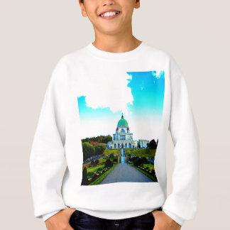Saint Joseph Montreal chauch Sweatshirt