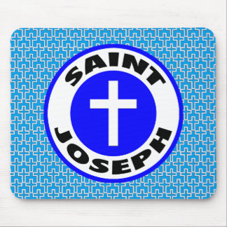 Saint Joseph Mouse Pad