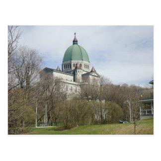 Saint Joseph Oratory, Montreal Postcard