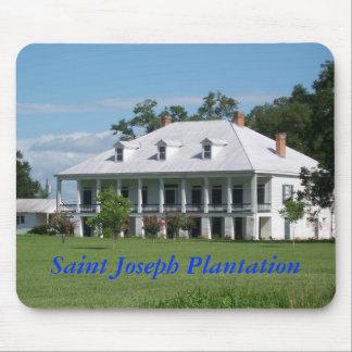 Saint Joseph Plantation Mouse Pad