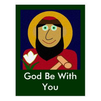 Saint Joseph Postcard