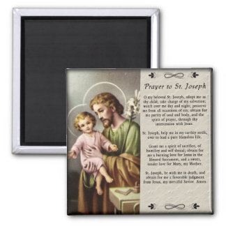 Saint Joseph S1 Custom Fridge Magnet