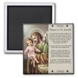 Saint Joseph S1 Custom Fridge Magnet