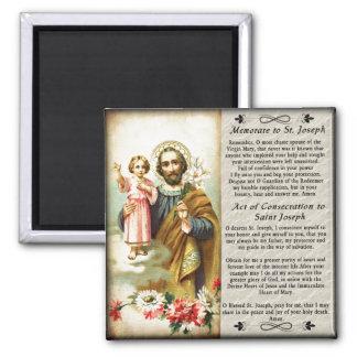Saint Joseph S3 Custom Fridge Magnet