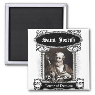 Saint Joseph: Terror of Demons Magnet
