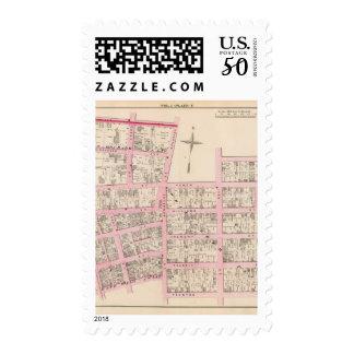 Saint Joseph's Church Young Orcha Atlas Map Postage