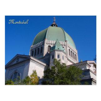 Saint Joseph's Oratory Postcard