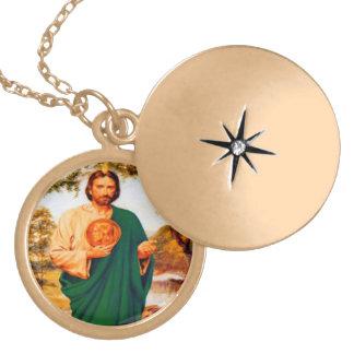 Saint Jude Necklace