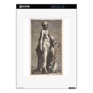 Saint Jude (or Saint Matthias) Decal For The iPad