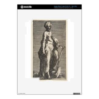 Saint Jude (or Saint Matthias) iPad 3 Decal