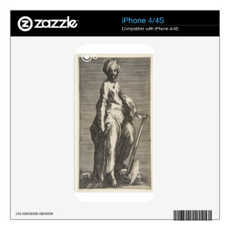 Saint Jude (or Saint Matthias) iPhone 4S Skins