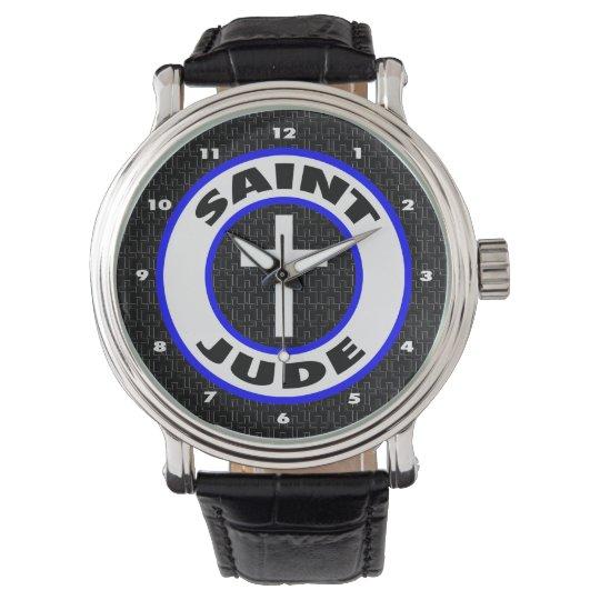 Saint Jude Wristwatch