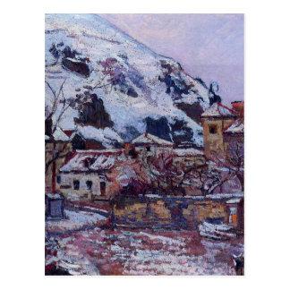 Saint-Julien-des-Chazes by Armand Guillaumin Postcard