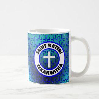 Saint Kateri Tekakwitha Coffee Mug