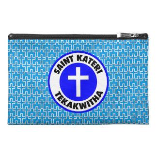 Saint Kateri Tekakwitha Travel Accessories Bag