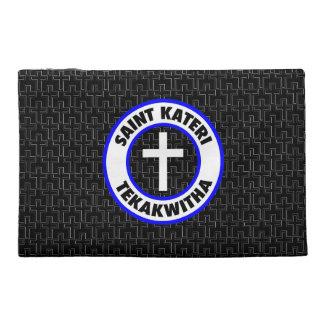 Saint Kateri Tekakwitha Travel Accessory Bag