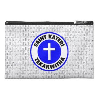 Saint Kateri Tekakwitha Travel Accessory Bags