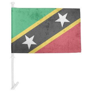Saint Kitts and Nevis Car Flag