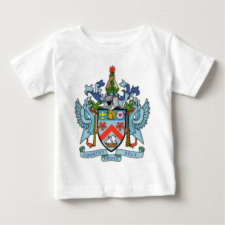 Saint Kitts and Nevis Coat of Arms Baby T-Shirt