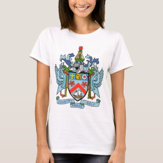 Saint Kitts and Nevis Coat of Arms T-Shirt