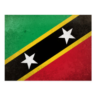 Saint Kitts and Nevis Postcard