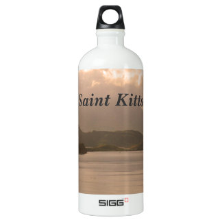 Saint Kitts and Nevis SIGG Traveler 1.0L Water Bottle