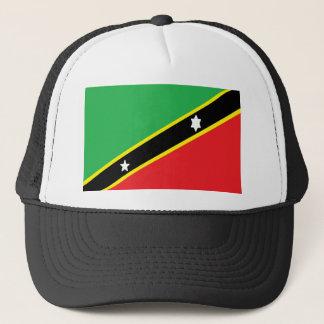 Saint Kitts and Nevis Trucker Hat