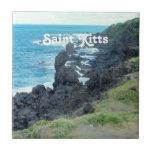 Saint Kitts Coast Ceramic Tile
