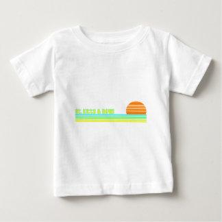 Saint Kitts & Nevis Baby T-Shirt