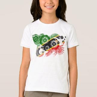 Saint Kitts Nevis Flag T-Shirt