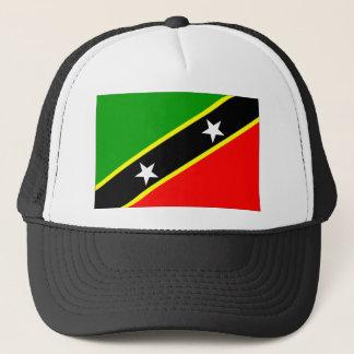 Saint Kitts & Nevis Trucker Hat