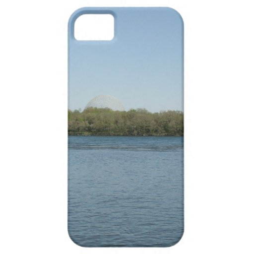 Saint Laurent River #2, Montreal iPhone 5 Cover
