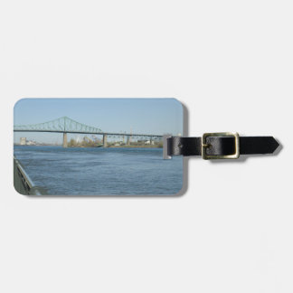Saint Laurent River, Montreal Luggage Tag