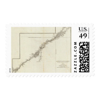 Saint Lawrence River in Canada Postage